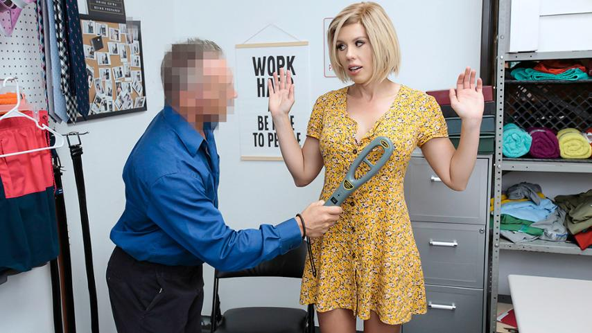 Amber Chase – Case No. 5145514 – Shoplyfter